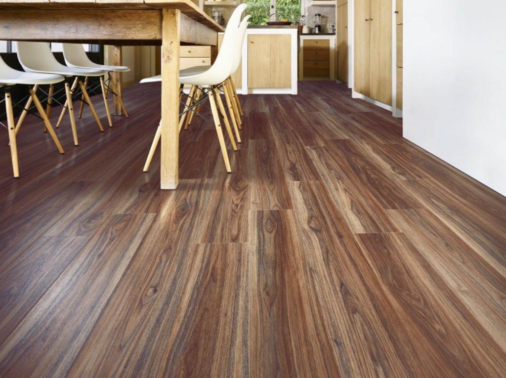 Vinyl Flooring Installation by Refined Flooring and Design