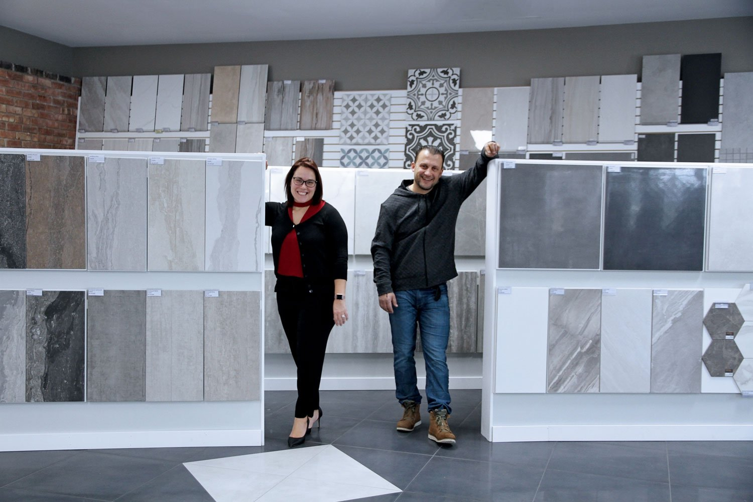 Refined Flooring & Design Owners